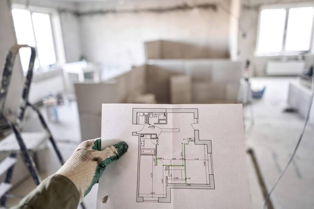 Перепланировка в квартире: что делать, если нельзя, но хочется